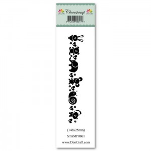 Stempel Dixi Craft STAMP0061