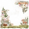 Papier Forest Tea Party 04 30x30cm - awers