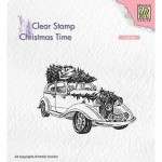 Stempel Nellie's Choice Christmas Tree Transport