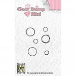 Stempel Nellie's Choice Bubbles