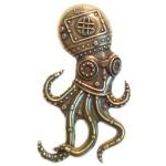 Ozdoby metalowe Mitform Ośmiornica