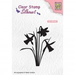 Stempel Nellie's Choice Narcyz