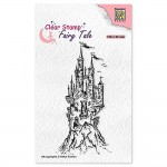 Stempel Nellie's Choice Elves Castle