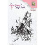Stempel Nellie's Choice CASTLE WINTER