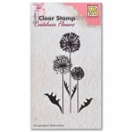 Stempel Nellie's Choice FLOWERS 6