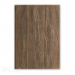 Folder do embossingu 3D Texture Fades Wood Planks