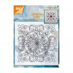 Stempel Joy! Crafts Star Flower