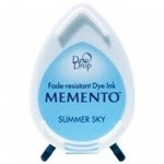 Tusz Memento Dew Drop SUMMER SKY