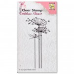 Stempel Nellie's Choice FLOWERS 1
