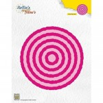 Wykrojnik Nellie's Choice Photo Frames Circles MFD123
