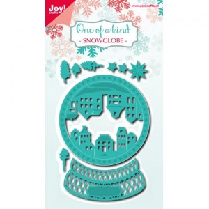 SNOWGLOBE Wykrojnik Joy Crafts