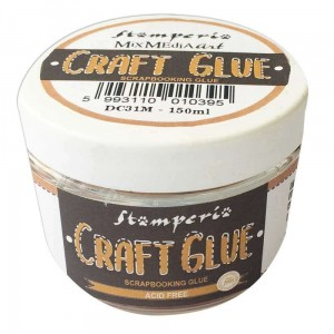 Klej do scrapbookingu Stamperia Craft Glue 150ml