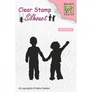 Stempel Nellie's Choice CLOSE FRIENDSHIP