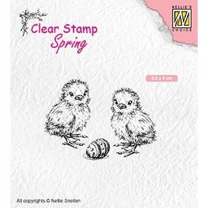 Stempel Nellie's Choice Chicken and Easter Egg