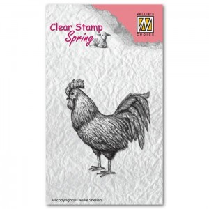 ROOSTER Stempel Nellie's Choice