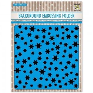 Folder do embossingu Nellie's Choice Snowflakes