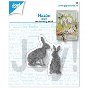 Wykrojnik Joy! Crafts Hare