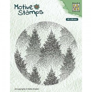 Stempel Nellie's Choice Forest