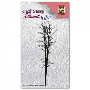 TREE 3 Stempel Nellie's Choice