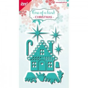 Wykrojnik Joy Crafts Christmas 6002/0583