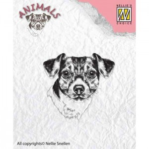 DOG Stempel silikonowy Nellie's Choice