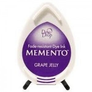 Tusz Fioletowy Memento Dew Drop Grape Jelly