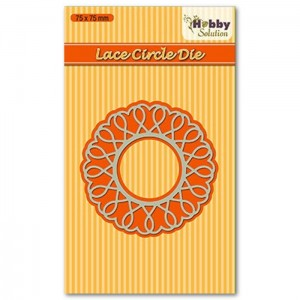 LACE CIRCLE Wykrojnik Nellie's Choice