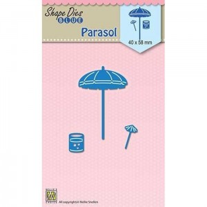 Wykrojnik do papieru Parasol Nellie's Choice
