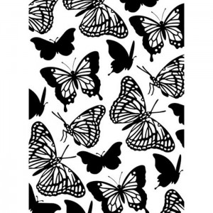 Folder do embossingu Darice Butterflies