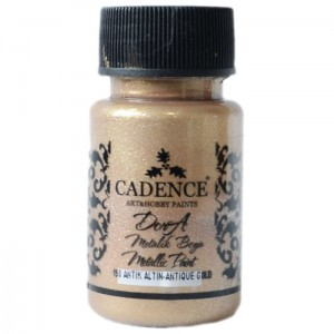 Farba Dora Metalik Cadence ANTIQUE GOLD 50ml