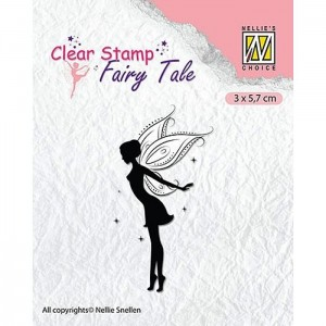 Stempel Nellie's Choice FAIRY TALE 14