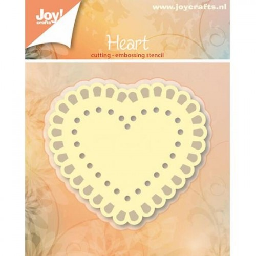 Wykrojnik Joy Crafts HEART