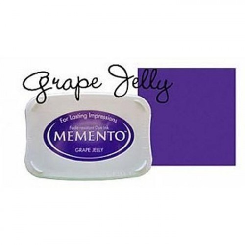 Tusz do stempli Memento GRAPE JELLY