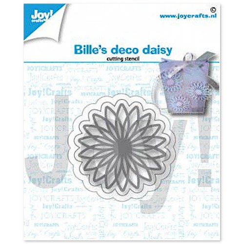 Wykrojnik Joy Crafts Bille's Deco Daisy