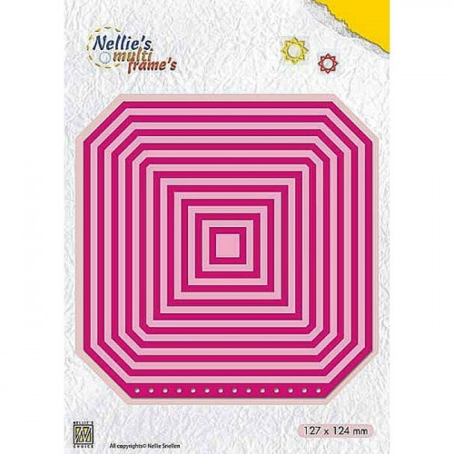 BOOKLET SQUARE Wykrojnik Nellie's Choice