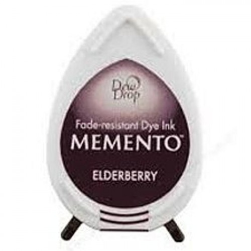 Tusz do stempli Memento Dew Drop ELDERBERRY
