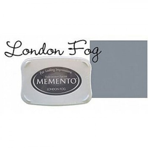Tusz do stempli Memento LONDON FOG