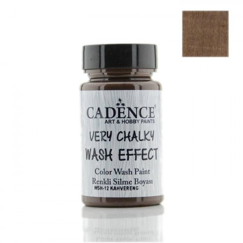 Farba kredowa Cadence Wash Effect BROWN 90ml