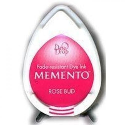 Tusz do stempli Memento Dew Drop ROSE BUD