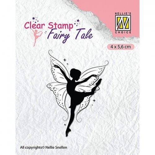 Stempel Nellie's Choice FAIRY TALE 11
